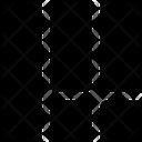 Left Sidebar List Grid Icon