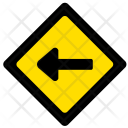 Left sign Icon