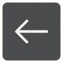 Left Square Icon