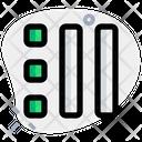 Left Thumbnail Grid Icon