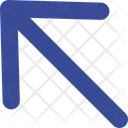 Arrow Left Bottom Icon