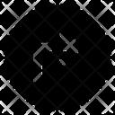 Left Symbol Direction Icon