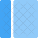 Left Vertical Grid Icon