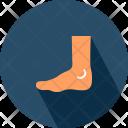 Leg Walk Human Icon