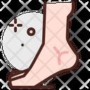 Leg Human Leg Body Icon