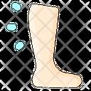 Leg Calf Icon