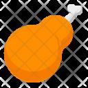 Chicken Fry Restaurant Icon