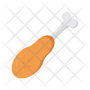 Chicken Food Icon