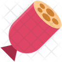 Thigh Meat Chicken Piece Food Icon