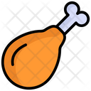 Food Chicken Meat Icon