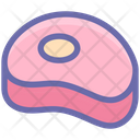 Beef Ham Meat Icon