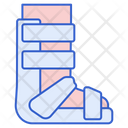 Leg Splint Icon