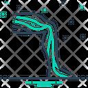 Leg Veins Icon