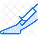 Leg Wax Strip Icon