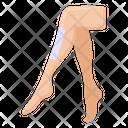 Leg Waxing Icon