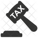 Legal Tax System Icon