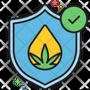Mlegal Legal Legal Cannabis Icon