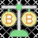 Legal Bitcoin Zodiac Icon
