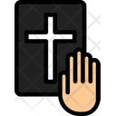 Line Outline Legal Icon