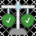 Legal Condition Insurance Icon