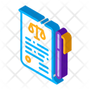Arrest Authority Badge Icon