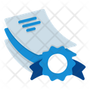 Legal Document Law Paper Icon