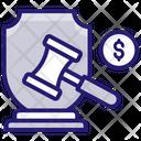 Legal Expense Icon