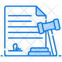 Legal Insurance Insurance Policy Agreement Icon