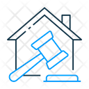 Legal Property Increase Value Property Value Icon