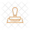 Legal Stamp Icon