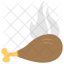 Chicken Leg Roasted Icon