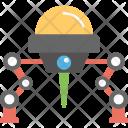 Legged Robot Icon