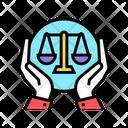 Legislation Law Dictionary Icon