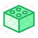 Lego Brick Game Toy Game Icon