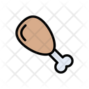 Drumstick Legpiece Meal Icon