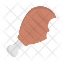 Legpiece Chicken Meat Icon