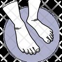 Legs Leg Open Leg Icon