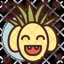 Leia Pokemon Cartoon Icon