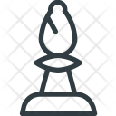 Leisure Chess Figure Icon