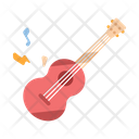 Leisure Guitar Instrument Icon