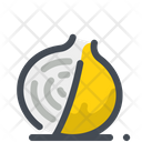 Lemon Vegetable Organic Icon