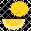 Lemon Food Icon