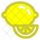 Fruit Lemon Food Icon