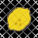 Lemon Food Fruit Icon