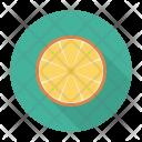 Lemon Lime Vegetable Icon
