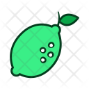 Lemon Fruits Icon