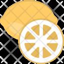 Lemon Lime Fruit Icon