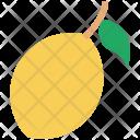 Lemon Citric Food Icon