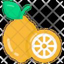 Lime Lemon Citrus Icon