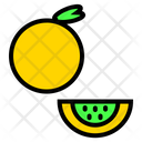 Lemon Healthy Vegetarian Icon